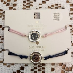 Jewelry - 💙Pink and Blue Couples Bracelets💕